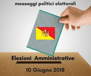 elezioni 10 giu 2018